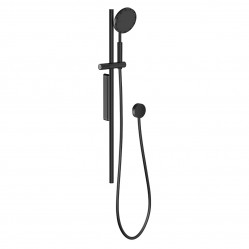 PHOENIX NX IKO WITH HYDROSENSE® RAIL SHOWER MATTE BLACK