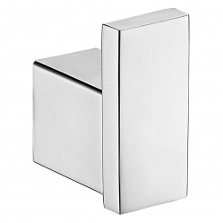 Ikon Piatto Robe Hook Chrome