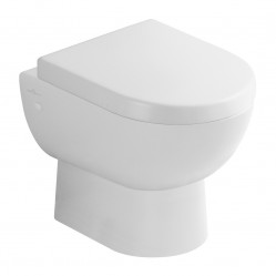 Villeroy & Boch Subway Wall Faced Toilet with Soft Closing Seat