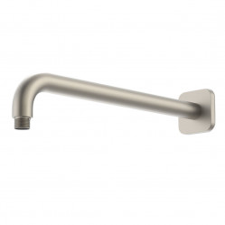 Caroma Luna Right Angle Shower Arm Brushed Nickel