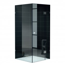 Bella Vista Victoria Fully Frameless Shower Screen (custom size)