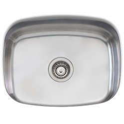 Large Bowl Undermount Sink