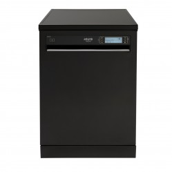 Euro Dishwasher Freestanding Black 60cm