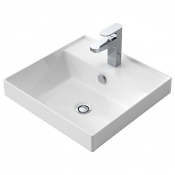 Caroma Teo 2.0 Inset Basin 450 1TH