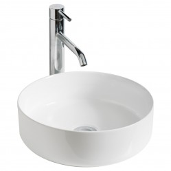 BOURNE CYLINDRO ABOVE COUNTER BASIN