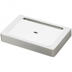 Phoenix Gloss Soap Dish Chrome