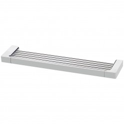 Phoenix Gloss Shower Shelf Chrome