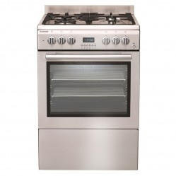Euromaid Electric Oven & Gas Cooktop 60cm