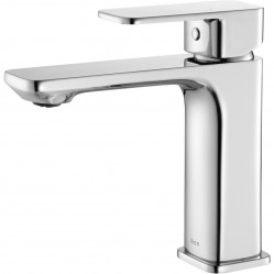 Ikon Seto Basin Mixer Chrome
