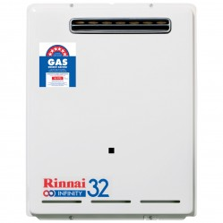 Rinnai Infinity Hot Water System 50º