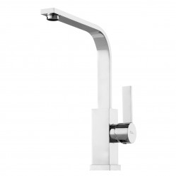 Right Angle Mixer Chrome