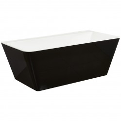 Freestanding Bath Black 1500