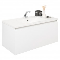 Frederic Reuben Wall Hung Vanity with Kiba Plus Top 900