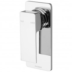 Phoenix Radii Shower Mixer Chrome