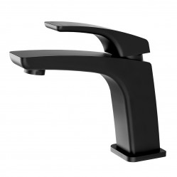 Phoenix Rush Basin Mixer Matte Black