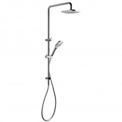 Argent Plaza  Soft Square Shower System