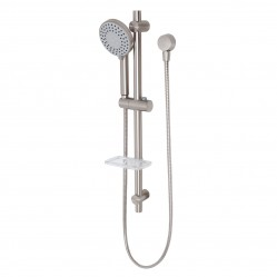 Phoenix Vivid Rail Shower Brushed Nickel