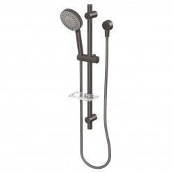 Phoenix Vivid Rail Shower Gunmetal