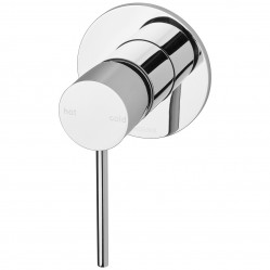 Phoenix Vivid Slimline Shower/Wall Mixer Chrome
