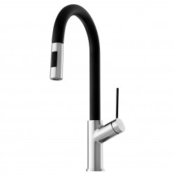 Oliveri Vilo Pullout Spray Mixer Chrome