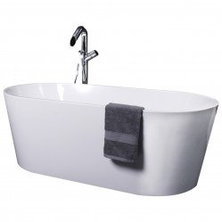 Freestanding Bath White 1400