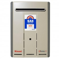 RINNAI INFINITY TOUCH CONTINUOUS FLOW 26 HOT WATER SYSTEM