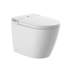 Argent Evo Wall Faced ViSmart Toilet System Package