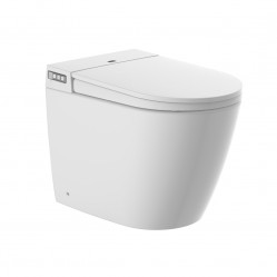 Argent Evo Wall Faced Smart Toilet System Package
