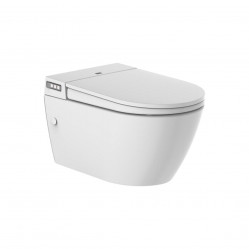Argent Evo Wall Hung ViSmart Toilet System Package
