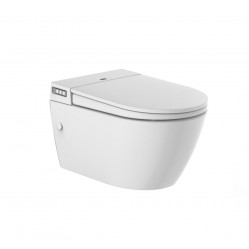 Argent Evo Wall Hung Smart Toilet System Package