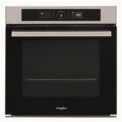 Whirlpool 60cm 6TH SENSE Multifunction Pyrolitic Oven