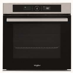 Whirlpool 60cm 6TH SENSE Multifunction Pyrolytic Oven