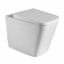 Bourne Cuadro wall faced pan