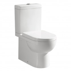 BOURNE MATRIX Wall Faced Toilet Suite