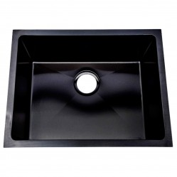 BAD UND KÜCHE UNDER/ OVERMOUNT SINGLE BOWL SINK 440mm