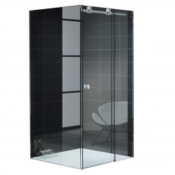 BELLA VISTA EVERYDAY FULLY FRAMELESS SLIDING SHOWER SCREEN
