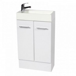 BOURNE CONNOR 500X250 FLOOR STANDING VANITY