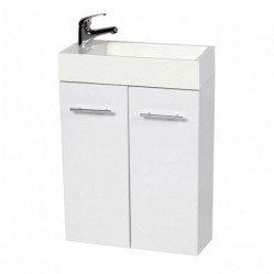 BOURNE CONNOR 500X250 WALL HUNG VANITY