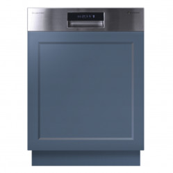 Kleenmaid semi integrated dishwasher