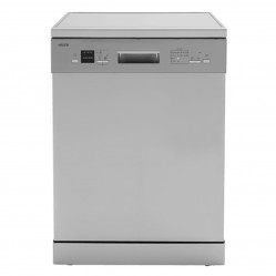 Euro Appliances FREE STANDING DISHWASHER 60CM stainless steel