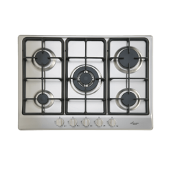 Euro Appliances Gas Cooktop + Cast Iron
