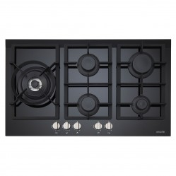 Euro Gas on Ceramic Cooktop 90cm