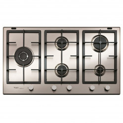 Whirlpool iXelium 5 Zone Gas Cooktop 90cm
