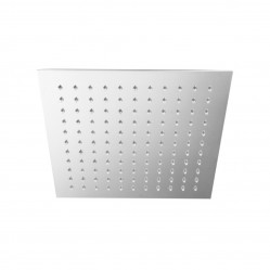 DROP SQUARE SHOWER HEAD 400MM