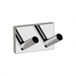 PARAGON DOUBLE ROBE HOOK