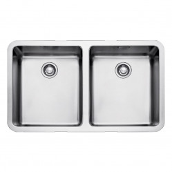 Franke Kubus Double Bowl Sink