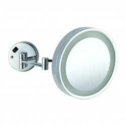 Ablaze 3x Magnification Mirror with Light - exposed wiring