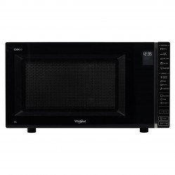 Whirlpool Solo Microwave 30L Black
