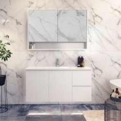 Timberline Nevada Vanity   available in a variety of sizes, styles & finishes.