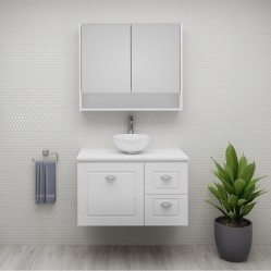 Timberline Nevada Classic Vanity | Available in a variety of sizes, styles & finishes